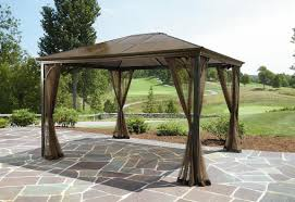 Pergola : 10 12 Outdoor Backyard Regency Patio Canopy Gazebo Tent ... Amazoncom Claroo Isabella Steel Post Gazebo 10foot By 12foot Outdoor Stylish Modern Sears For Any Yard Ylharriscom 10 X 12 Backyard Regency Patio Canopy Tent With Gazebos Sheds Garages Storage The Home Depot Perfect Solution Pergola This Hardtop Has A Umbrellas Canopies Shade Fniture Instant 103 Best Images About On Pinterest Pop Up X12 Curtains Framed