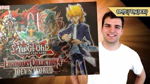 best yugioh legendary collection 4 joey s world opening