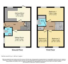 3 bedroom end of terrace house for sale in brinkley road