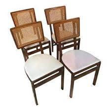 Stakmore Folding Chairs Vintage by Vintage Stakmore Cane Folding Chairs Set Of 4 2161 Aspect U003dfit U0026width U003d320 U0026height U003d320