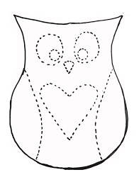 Owl Pumpkin Stencil Printable by Printable Owl Baby Shower Invitations For Girls Felt Template Free
