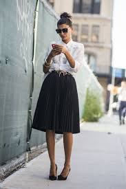 best 25 black midi skirt ideas on pinterest midi skirt