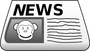 Journalist Clipart Newspaper Article 2