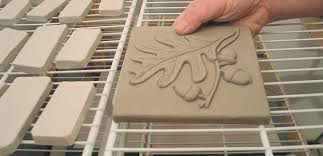 flat tiles the easy way ceramic arts network