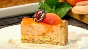 rezept sepp schwalber aprikosen joghurt tarte mit minze