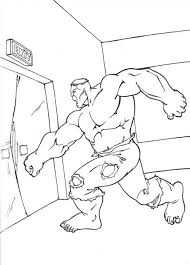 Coloring Pages Of Hulk 428