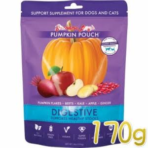 Grandma Lucy's Pumpkin Pouch Digestive Support Supplement for Dogs &