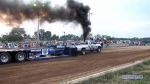 Stock Diesel Truck Pull
