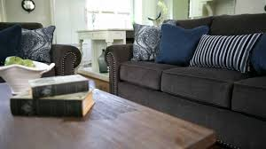 Ashley Furniture Larkinhurst Sofa by Ashley Furniture Homestore Navasota Sofa Youtube