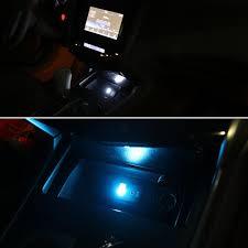 100 Interior Truck Lighting Car Lamps Mini USB Wireless LED Car