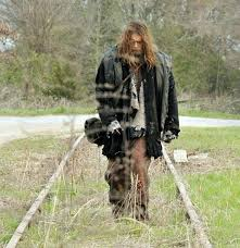 Cast Of Halloween 2 Rob Zombie by Behind The Scenes Photo Of Tyler Mane On The Set Of Rob Zombies