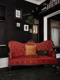 Gravity Home Black Vintage Studio Apartment