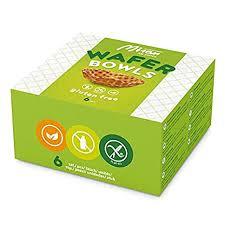 miran eiswaffelschalen glutenfrei 6stück 100g