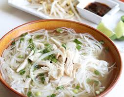 pho cuisine howe we live traditional pho ga chicken noodle soup