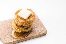 Pumpkin Cake Mix Pancakes by Pumpkin Ricotta Pancake Recipe I Am A Food Blog I Am A Food Blog