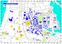 lsu campus map campus map louisiana state university visitor s