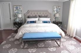 chambre bleu gris blanc chambre bleu et grise 15 modèles chics et sobres