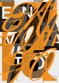 Envato Typographic Poster By Alex Beltechi On Visualart