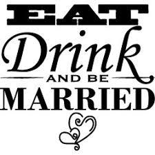 Wedding Drink Cliparts
