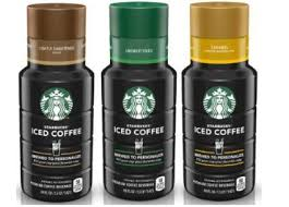 Starbucks Iced Coffee ONLY 349 At Target