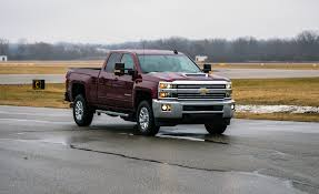 2017 Chevrolet Silverado HD Duramax Diesel Drive | Review | Car And ...
