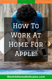 Apple At Home Advisor Review Is This A Real Work At Home Job Scam