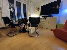 4 thonet s64 stühle esszimmer usm haller wohnzimmer büro