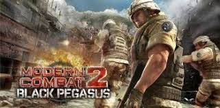 modern combat free modern combat 2 black pegasus 1 2 7 apk by gameloft apk data mod