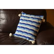 Free Pattern Crochet A Cushion Cover Pattern Hobbycraft