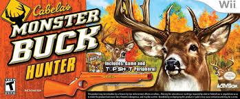 Cabelas Gun Cabinet by Cabela U0027s Monster Buck Hunter With Gun Peripheral Nintendo Wii