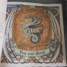 Recent Colouring Game Of Thrones Book