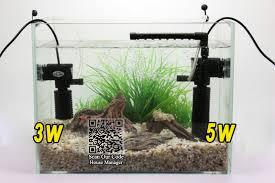 pompe a chaleur aquarium mini pas cher aquarium filtre pompe pour aquarium 2 w 3 w 5 w