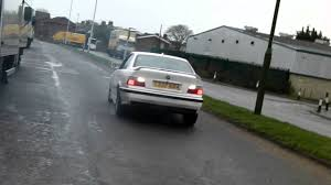 si e bmw with a bmw 318is and a welded diff