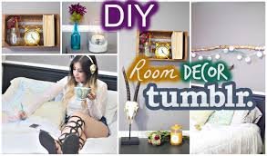 DIY Room Decor Tumblr Bohemian Inspired