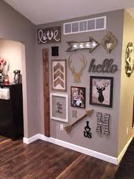 Lovable Rustic Wall Decor With Best 25 Collage Ideas On Pinterest