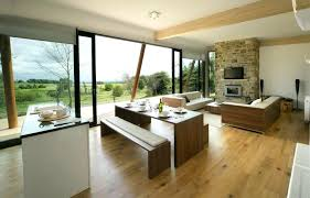 How To Decorate A Small Living Room Kitchen Combo Large Size Of Luxurious