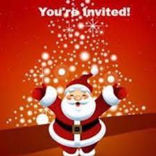 Fancy Dress Christmas Party Sunglasses Glittering Santa Claus Funny