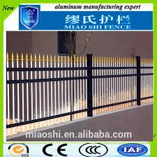 Decorative Garden Fence Posts by Used Metal Fence Post Removable Metal Fencing Posts Source Quality