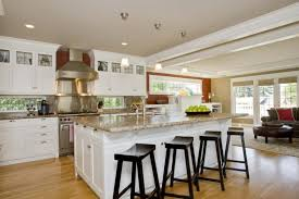 how to decorate my kitchen large kitchen island with seating
