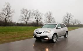 Does Acura Mdx Have Captains Chairs by 2012 Acura Mdx Editors U0027 Notebook Automobile Magazine