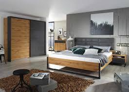 schlafzimmer eiche wotan dekor anthrazit