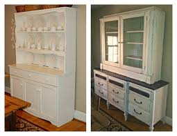 Nesting Projects Dining Room Hutch Makeover
