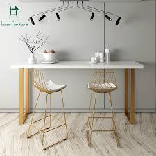 louis mode bar tische nordeuropa einfache wohnzimmer familie wand schmal einfache lange