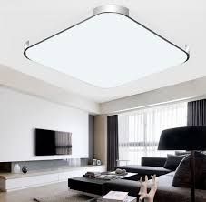 15w 20w 28w 56w modern square led ceiling light bedroom dining