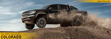 100 New Chevy Mid Size Truck 2019 Colorado Model Features Size For Salem OR