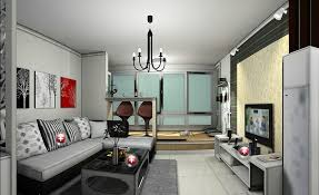 Living Room And Family Small Bar Design D House Home Dining Designs Combination Open Kitchen
