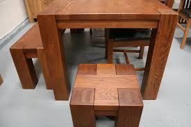 Boston Dark Oak Dining Furniture