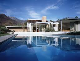 100 Palm Springs Architects Marmol Radziner Kaufmann House
