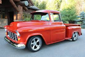 100 1955 Chevy Truck Restoration EBay Chevrolet Other Pickups 3100 Big Window Short Box