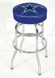 Dallas Cowboys Home Decor by Dallas Cowboys Nfl Logo Art With Stand Modern Home Decor By Man